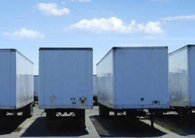 Storage Trailer Rentals