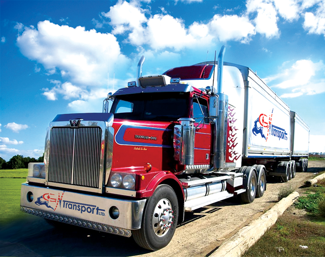 Truck Loads FTL / LTL